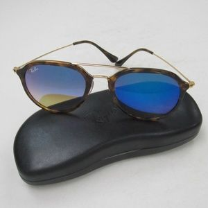 a882af1dc7a Ray-Ban Accessories - RayBan RB 4253 710 8B Unisex Sunglasses  OLM129